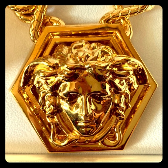 Versace Other - VERSACE x Haas Brothers Gold Medusa Chain 🐍